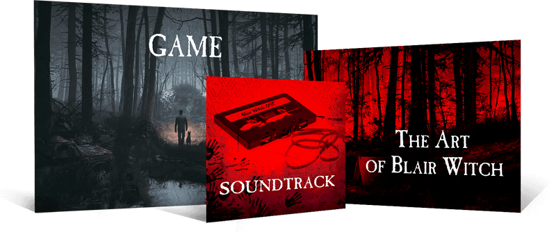Blair Witch  - Original Soundtrack and the Art of Blair Witch