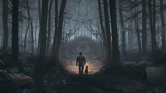 Return to the Woods in a Brand-New Blair Witch Game